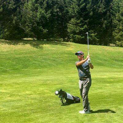 Didier Baffico - Professeur de golf