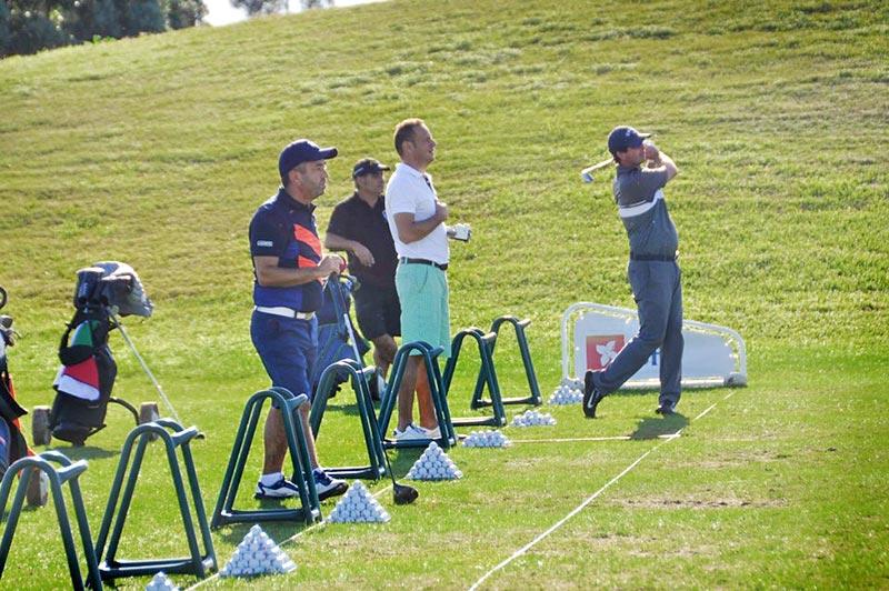 Didier Baffico Golf - Formules entrainement