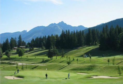 Competition Golf, Corrençon-en-Vercors